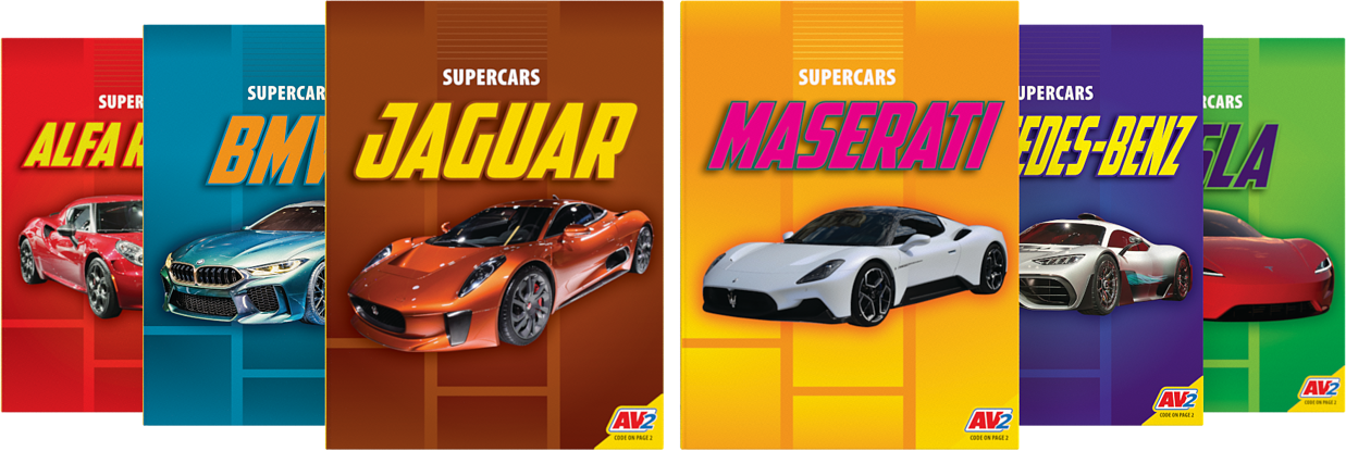 super-cars-collection