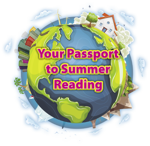 Your Passport to Summer Reading (1)