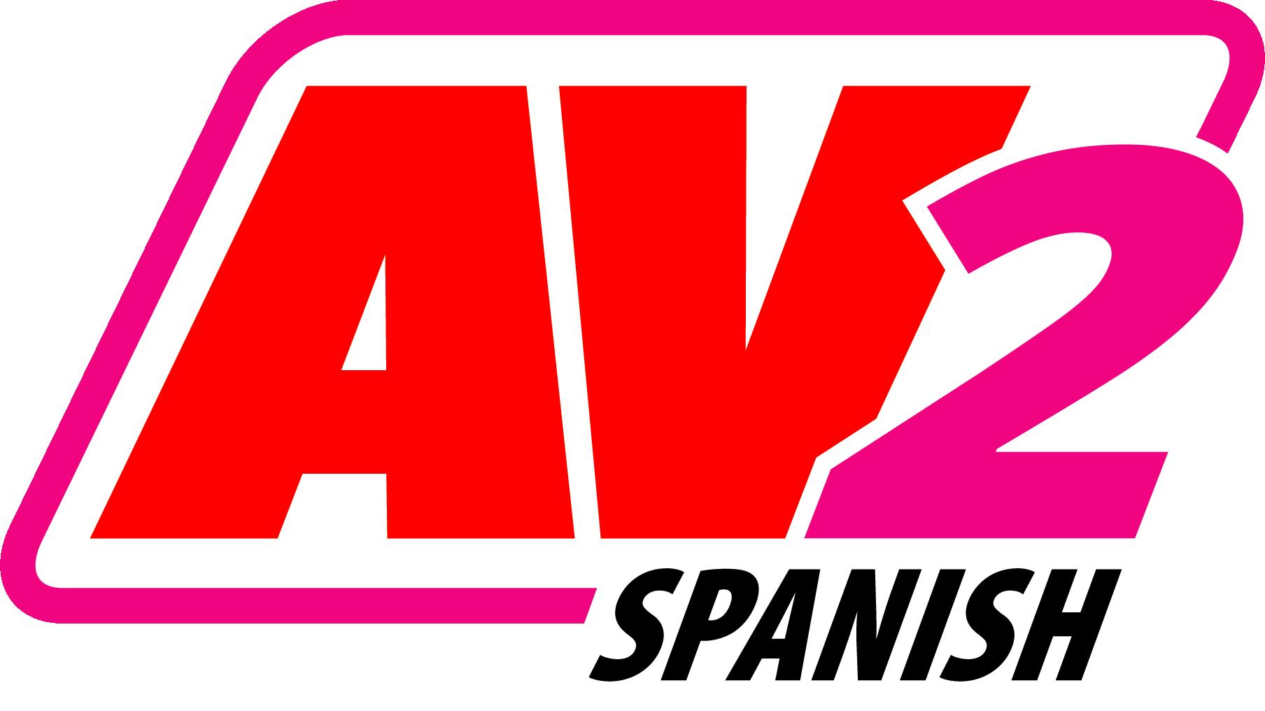 AV2 Spanish (black)