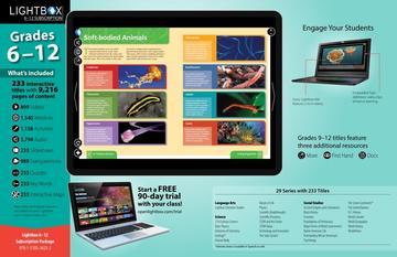 LIGHTBOX Grades 6-12 Annual Subscription