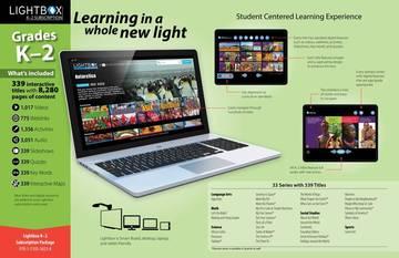 LIGHTBOX K-2 Annual Subscription