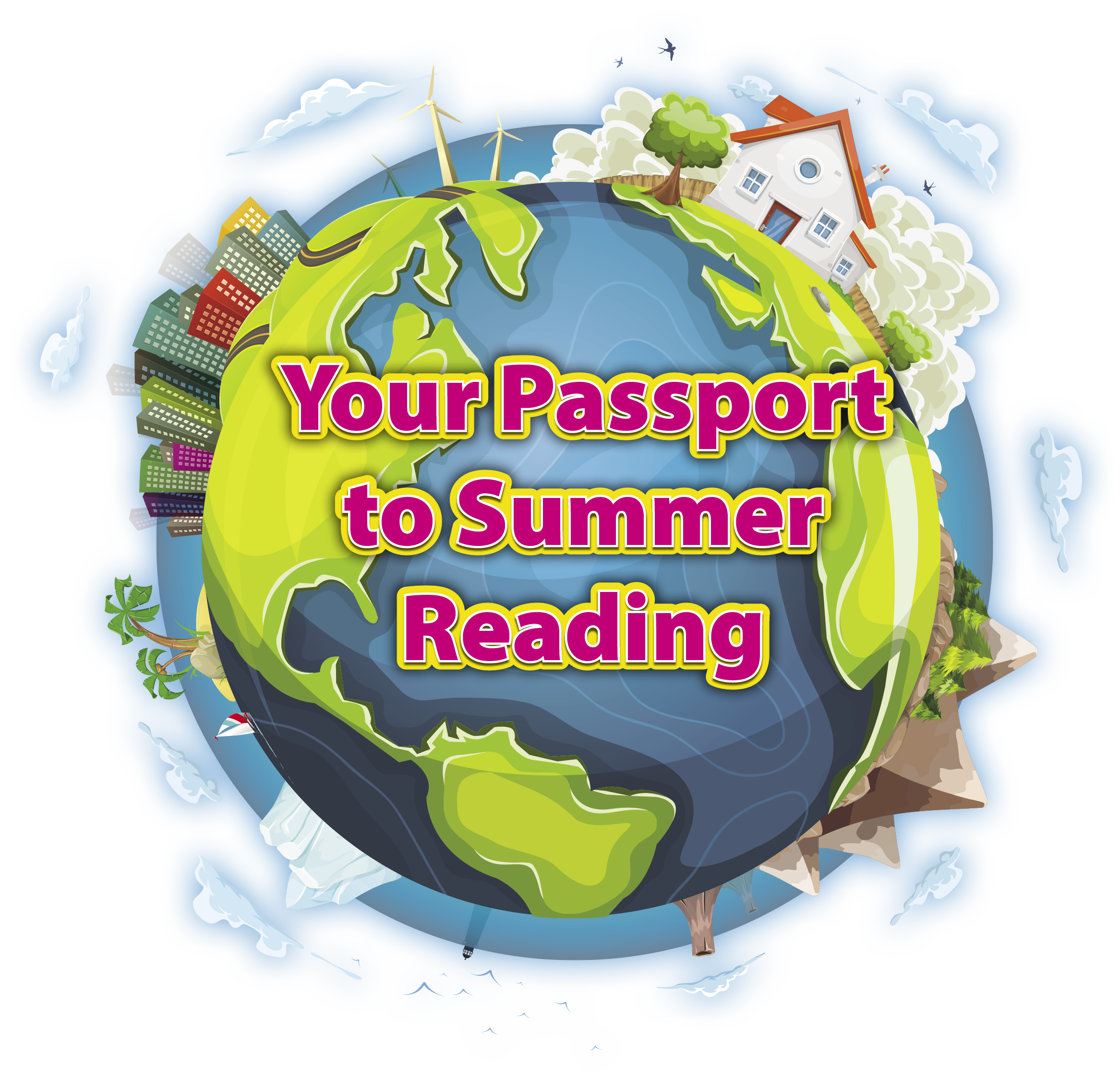 Your Passport to Summer Reading